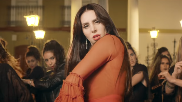 "Mala Rodríguez pays homage to her Andalusian roots in the video for her new single, ""Gitana."""