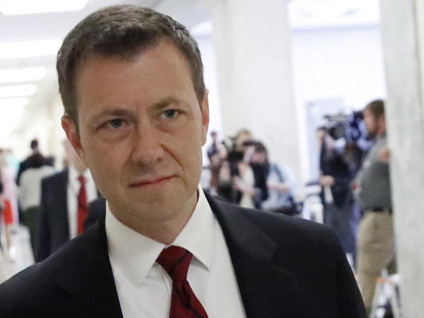 FBI Deputy Assistant Director Peter Strzok is due back in Congress on Thursday for a public hearing before the House Judiciary and Oversight Committees.