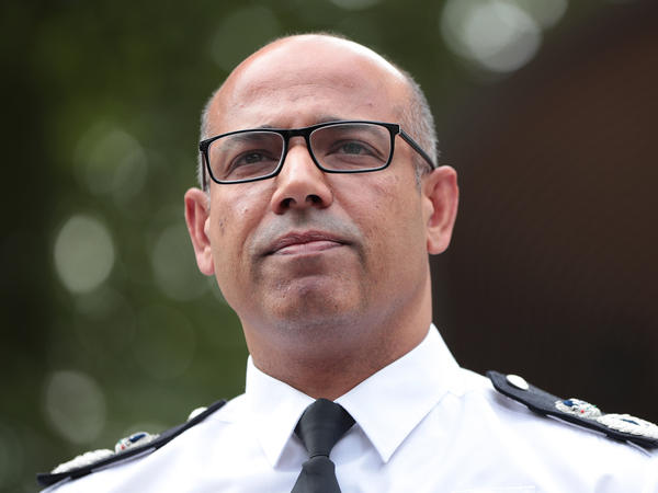 Assistant Commissioner of Specialist Operations Neil Basu said police spoke on Wednesday with Charlie Rowley, who recently awoke from a 10-day coma caused by exposure to Novichok.