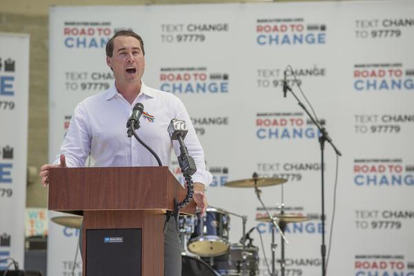 Chris King, candidate for Florida governor.