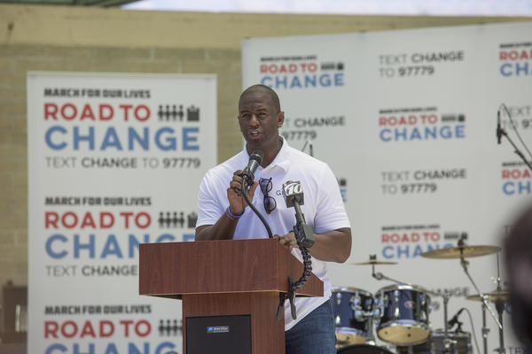 Andrew Gillum, Tallahassee mayor and candidate for Florida governor.