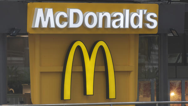 McDonald's says it's voluntarily stopped selling salads at about 3,000 locations mainly in the Midwest.