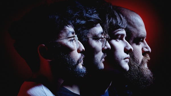 Foxing's <em>Nearer My God</em> comes out Aug. 10.