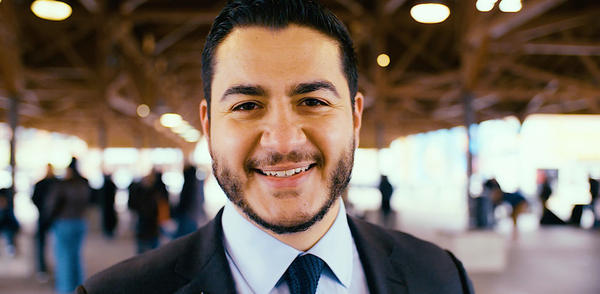 Dr. Abdul El-Sayed released his energy plan on Friday