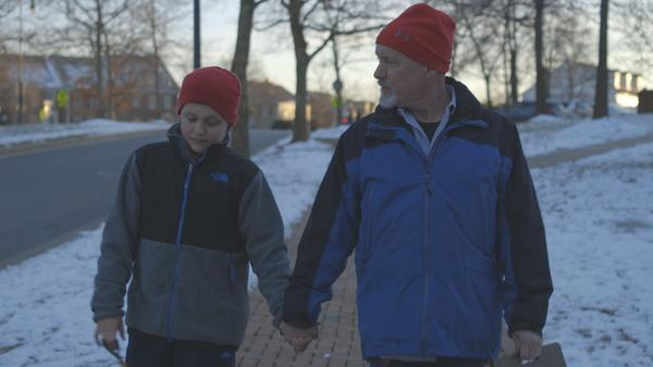 L to R: Jack and Bob Allnutt are featured in Rachel Dretzin's<em> Far From The Tree</em>.