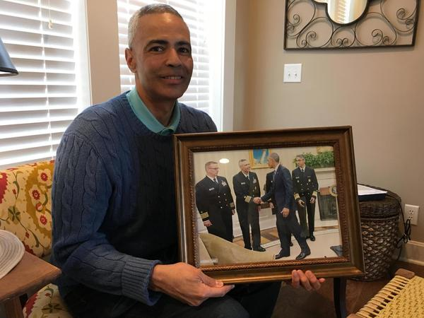 Retired Rear Admiral Jose Belardo traveled the world and worked with national leaders as part of the U.S. Public Health Service.