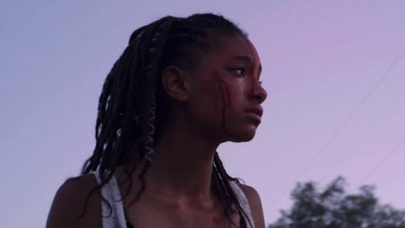 "Willow Smith is the lone survivor of a car crash in Zhu and Tame Impala's ""My Life"" video."