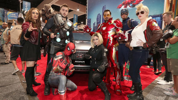 When we saw this crew, we were impressed — and also curious about how long you can stay in an Iron Man suit that realistic.