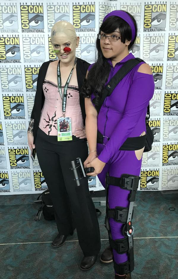 You know you want to see our outfits — just like you know Kate Bishop is the <em>best</em> Hawkeye.