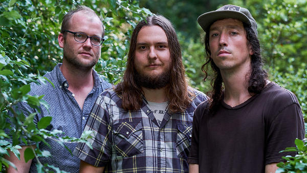 Nathan Bowles' (center) new album, <em>Plainly Mistaken,</em> comes out Oct. 5.
