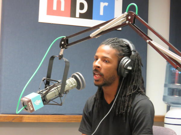 Eems spoke on KCUR's Central Standard in early July. He'll be the featured performer at Stockyard Sounds on July 30 at the Stockyard Brewing Company.