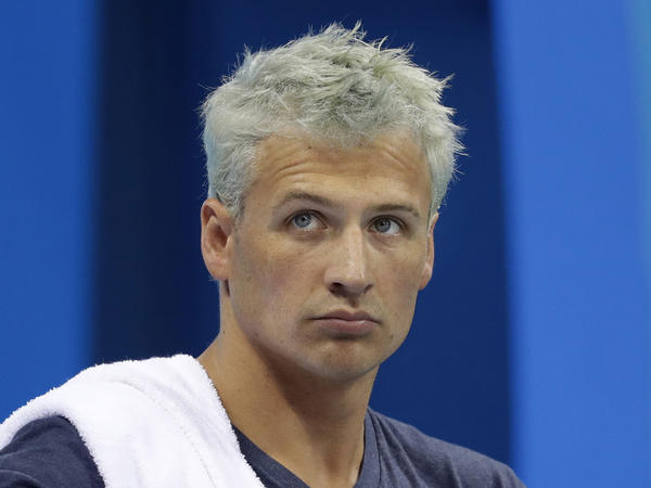 The swimmer, shown here in 2016, has accepted a 14-month suspension.