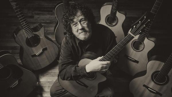 Grammy-winning guitarist Al Petteway is featured on this week's episode of <em>The Thistle & Shamrock</em>.
