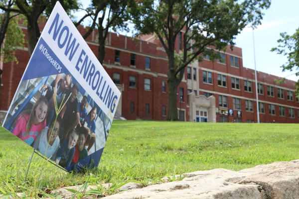 Lincoln College Preparatory Academy is overcrowded. Kansas City Public Schools is encouraging minority- and women-owned businesses to bid on renovations at the middle school across the street in the 18th and Vine neighborhood.