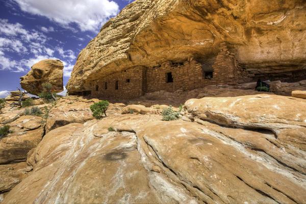 Cedar Mesa Citadel Ruins