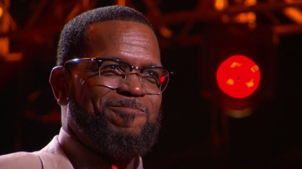 Luther Campbell came close to tears during a spirited acceptance speech in which he recounted his Supreme Court battle for free speech.