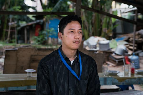 Sidqi Addayyan, 27, has been studying Shariah at LIPIA for seven years.