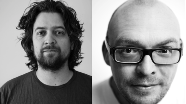 Prins Thomas and Bugge Wesseltoft's eponymous album comes out July 20.