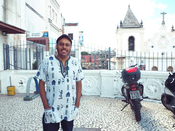 Paulo Rogério Nunes is a cofounder of Dendê Valley, a consultancy and startup accelerator in Salvador.