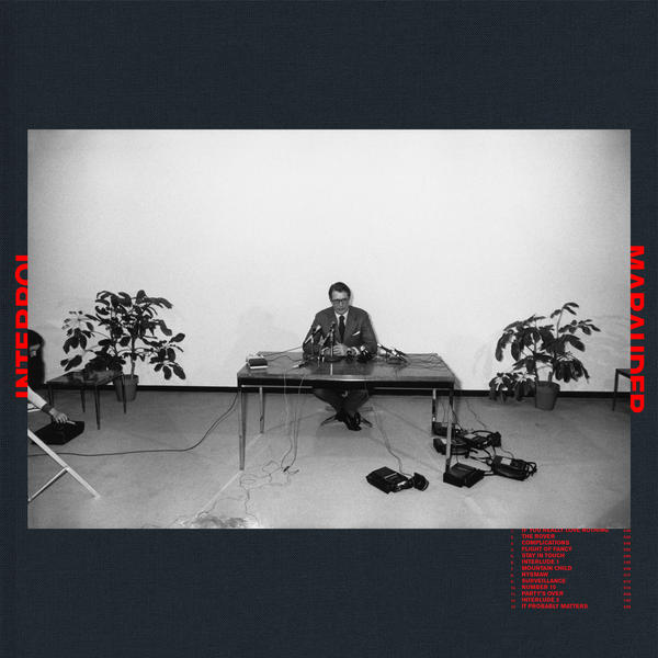Interpol's new album, <em>Maurader, </em>comes out August 24 on Matador.