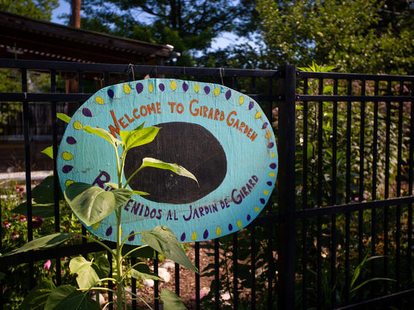 Girard Children's Community Garden in Washington, D.C. was created on a vacant lot and is now a thriving community space for neighborhood kids, many of whom are from low-income communities of color.
