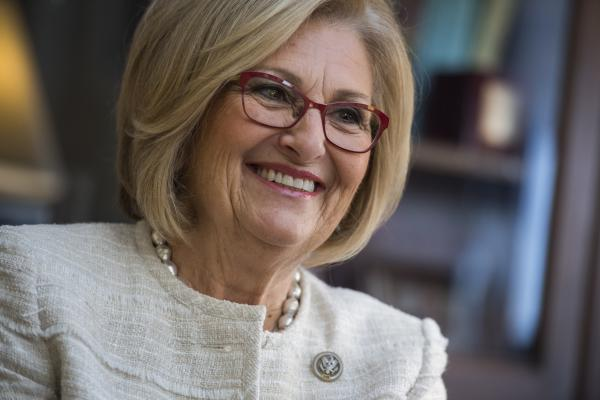 Rep. Diane Black is running for governor of Tennessee, which is one of only seven states that has never had a female senator or governor.