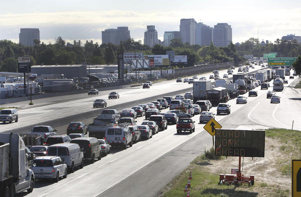 California argues it should be allowed to set its own fuel efficiency standards.