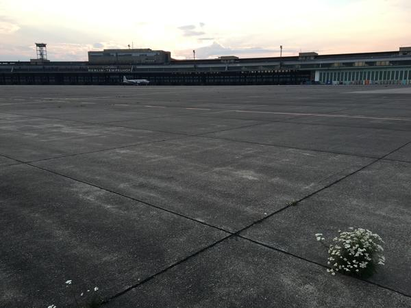Tempelhof was the site of early experiments in aviation. It was expanded in the Nazi era, and was the site of a forced labor camp. After the war, it was both a U.S. air base and a civilian airport.