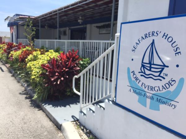 For more than 25 years, mariners have found refuge at Seafarers House, according to Father Sandy.