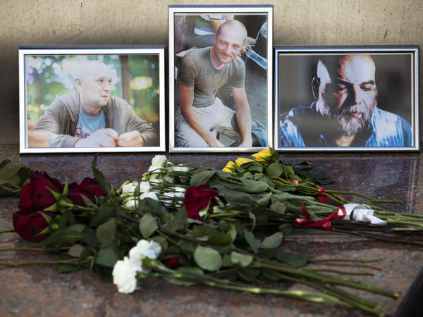 Three Russian journalists were killed in the Central African Republic while investigating Russian private military contractors and mining industries, their editor told media on Wednesday.