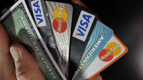 The government is acting like a spendthrift family, piling up credit card bills even though times are good.