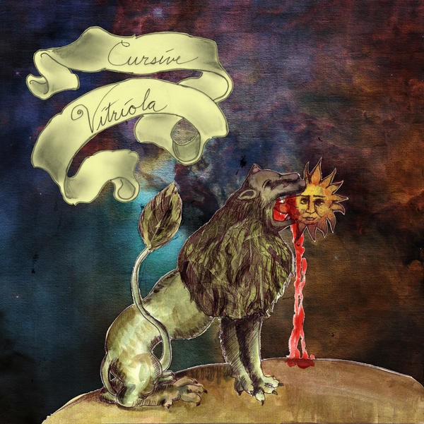 "Tim Kasher sums up the existential theme of Cursive's new album,<em> Vitriola,</em> as a<em> </em>""poisonous concoction."""