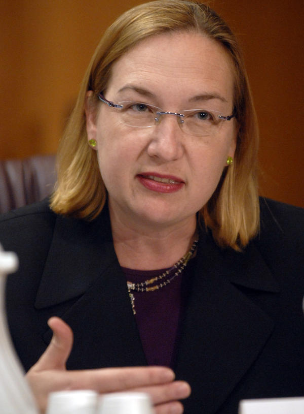 "Chief Judge Beryl A. Howell of the U.S. District Court for the District of Columbia, in a 2007 photo, issued a ruling last week striking down a FEC regulation on anonymous gifts to ""dark money"" groups."