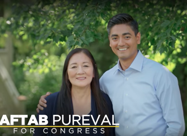 """Pureval says his mother Drenko first warned him that """"Aftab"""" is not a strong ballot name."""