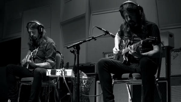 A still from Dave Grohl's <em>Play</em>.