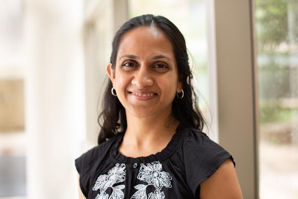 Dr. Nirali Shah, an associate research physician at the National Institutes of Health is leading a study that includes Aaron Reid.