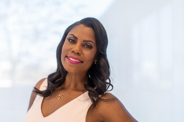 "In her new book ""Unhinged,"" former White House aide Omarosa Manigault Newman writes as a Trump world insider overjoyed at his election while airing concerns about his rhetoric, policies and mental state."