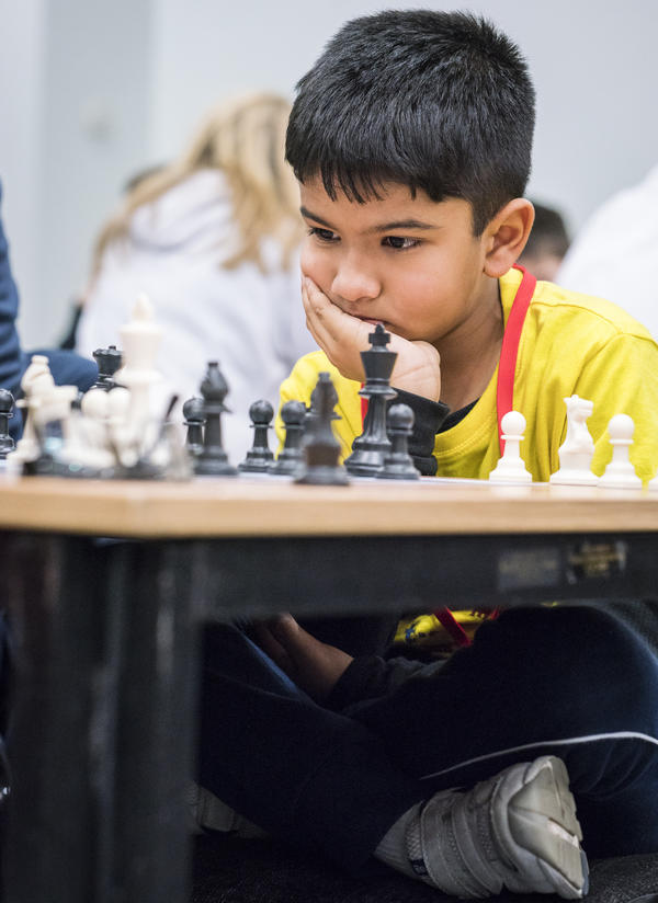 Shreyas Royal, a talented young chess player, will be allowed to remain in the United Kingdom with his family, the Home Office has decided.