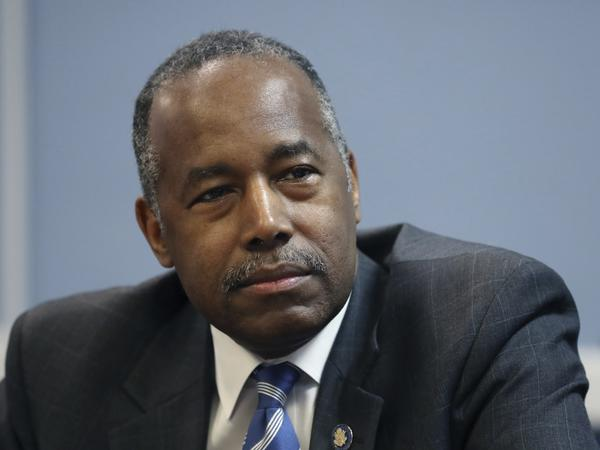 """Ben Carson, the Housing and Urban Development secretary, said the Obama-era Affirmatively Furthering Fair Housing rule """"impeded the development and rehabilitation of affordable housing."""""""