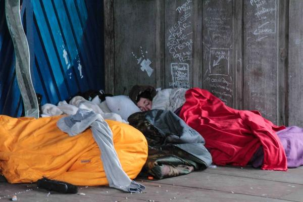 <p>88 people who were homeless died in Multnomah County last year. <br />That compares to 30 - just three years ago.</p>