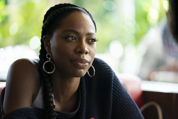 "Comedian Yvonne Orji plays Molly on HBO's <em>Insecure. </em>Orji originally planned to become a doctor ... never mind the fact that she ""didn't like organic chemistry or blood."""