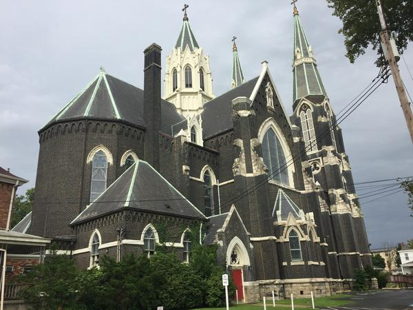 St. John of God in McKees Rocks, just outside of Pittsburgh.