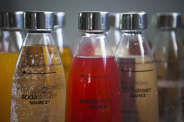 Food and beverage giant PepsiCo is buying Israeli fizzy drink-maker SodaStream for $3.2 billion.