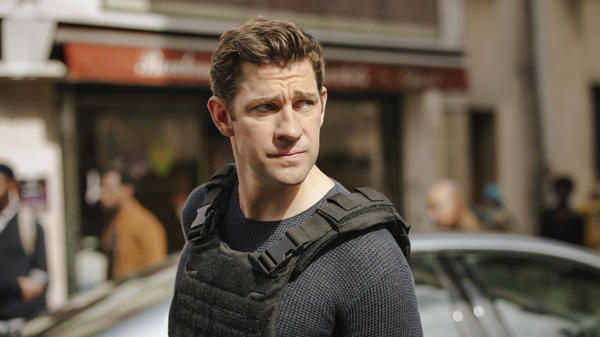 John Krasinski returns to television in the new Amazon series <em>Jack Ryan</em>.