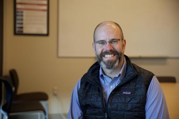 <p>Bend City Councilor and former Democratic state House nominee Nathan Boddie.</p>