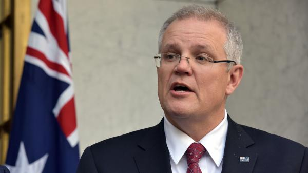 Scott Morrison was elected Australia's 30th prime minister on Friday.