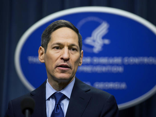 Dr. Thomas Frieden, the former director of the Centers for Disease Control and Prevention, was arrested Friday and charged with forcible touching and harassment.
