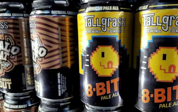 Tallgrass beers