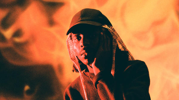 Some tracks on Blood Orange's <em>Negro Swan</em> are lit up with outbreaks of dissonance from his guitar while others have a lush, '70s-soul sweetness.