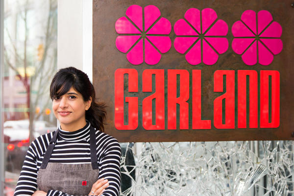 Cheetie Kumar is the two-time James Beard nominated chef and co-owner at Garland in Raleigh.